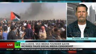 "Gavin McInnes blasts Facebook for ""far-right"" censorship"