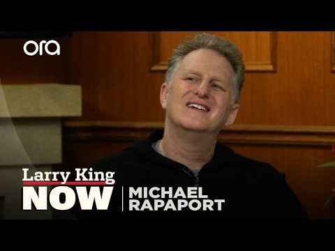 Michael Rapaport talks stand-up comedy, the importance of 'Atypical ...
