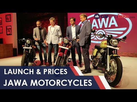 Jawa Motorcycles Launched In India - Jawa, Jawa 42, Perak  | NDTV carandbike