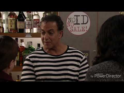 Coronation Street - Angie Discover Her Card Has Been Declined (26th November 2018)