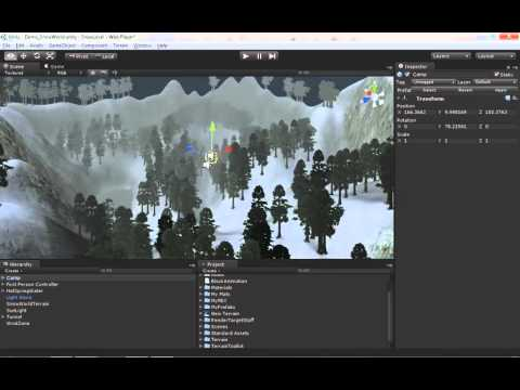 Unity Tutorial: The Fundamentals (Section 1)