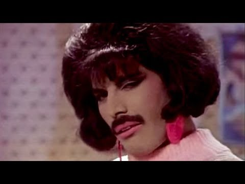 queen i want to break free official video