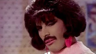Queen - I Want To Break Free (Official Video) [HD]