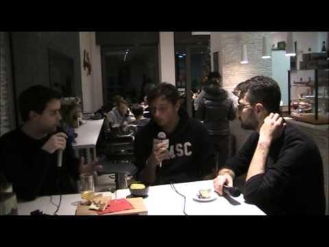 UN CAFFE' FUORICAMPO - Puntata dell'11-12-2013: Parliamo di Bra con Alessandro Rossi