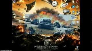 видео-урок World Of Tanks(В этом видео я надеюсь я вам помагу научится играть в World-of-tanks!, 2013-01-25T20:02:05.000Z)