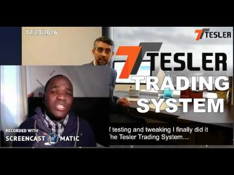 Is the tesler bitcoin trading for real