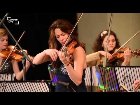Sabina Rakcheyeva, Nazrin Rashidova & FeMusa Orchestra | P. Thilloy - Lamento
