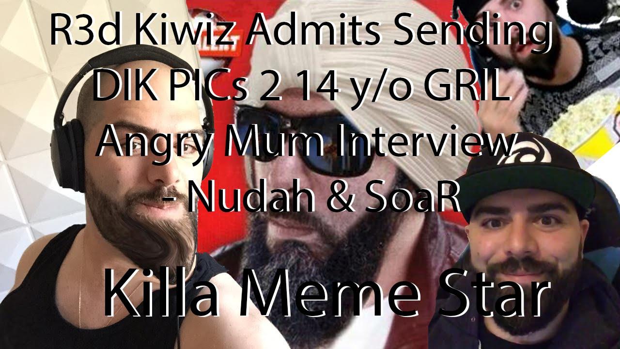 maxresdefault killa meme star sends dik pics to 14 y o gril angry mum interview
