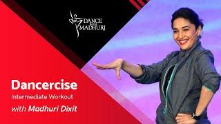 Dancercise Intermediate Workout feat. Madhuri Dixit   Dance With Madhuri