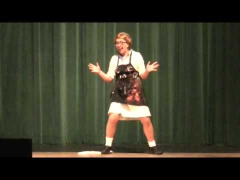 Adam Sandlers Lunch Lady Land AN INTERPRETIVE DANCE  Sadie, the Lunch Lady from FAME 20