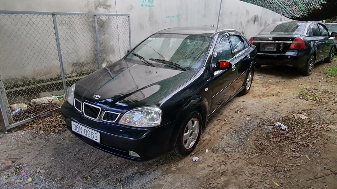 Lacety 2005 giá 100tr lh 0978751586