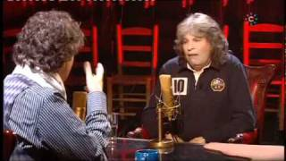 Jesus Quintero entrevista a Jose Merce