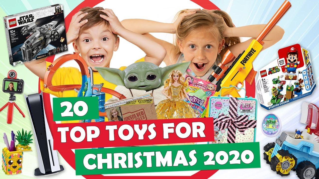 Top Toys For Christmas 2020   YouTube