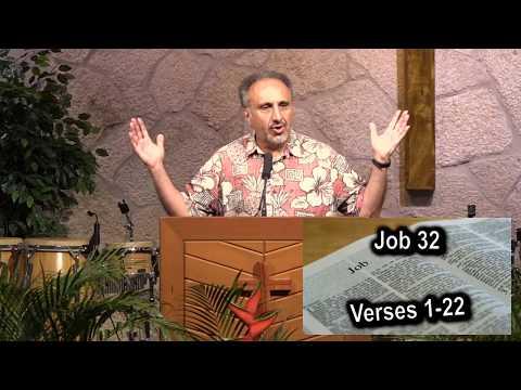 Job 32-35