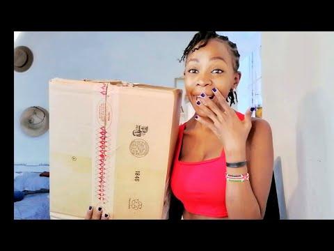 Babe Is Finally In Kenya!/Vlog