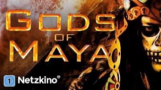 Gods of Maya (ganzer Horrorfilm Deutsch, kompletter Horrorfilm Deutsch, ganze Filme auf Deutsch)