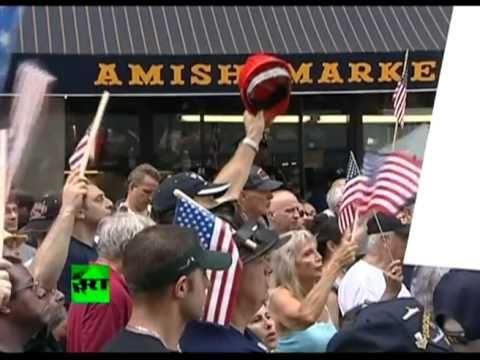 Quran Burning Issue  Terry Jones pastor vs World - Anti Quran New York 9 11 Ground zero