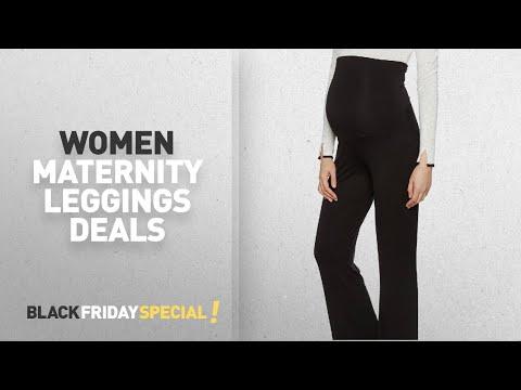 Black Friday Women Maternity Leggings Deals: Dorothy Perkins Maternity Women's Yoga Pant Maternity