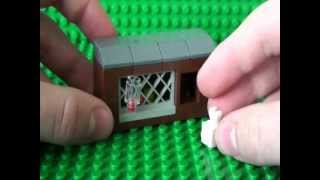 How To Build A Lego Rabbit Hutch