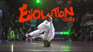 EVOLUTION Bboy Battle NYC 2015 | UDEF x Silverback x YAK