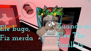 Roblox  Zuando no Flee The Facility #1