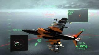 H.A.W.X. 2 Harrier GR9
