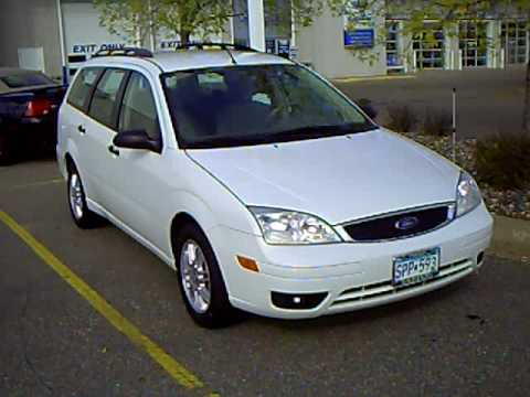 2005 Ford Focus Se Wagon Youtube