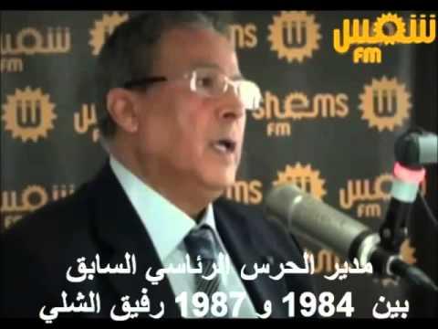 Le syndrome de Carthage: de bourguiba à Ben Ali