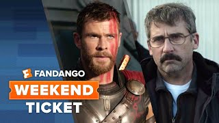 Now In Theaters: Thor: Ragnarok, Battlecreek, Last Flag Flying | Weekend Ticket