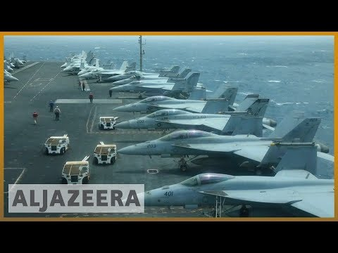 US military build-up in Gulf threatens region's stability: Iran