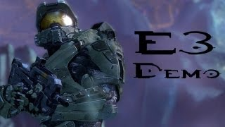 Halo 4 - Walkthrough Gameplay Demo E3 2012 [HD] (XBOX 360)