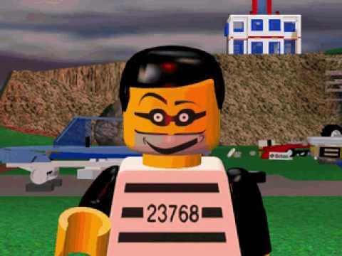 LEGO Island – Bad Ending
