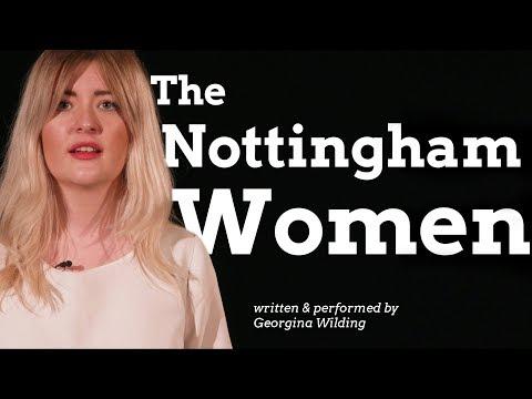 The Nottingham Women | Spoken word poem by Georgina Wilding