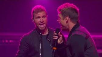 Backstreet Boys-As Long As You Love Me Live 2018