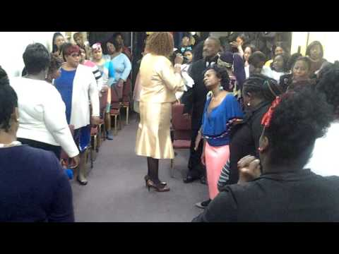 El Shaddai Healing and Deliverance Prophetic Night 2017 Pt 1