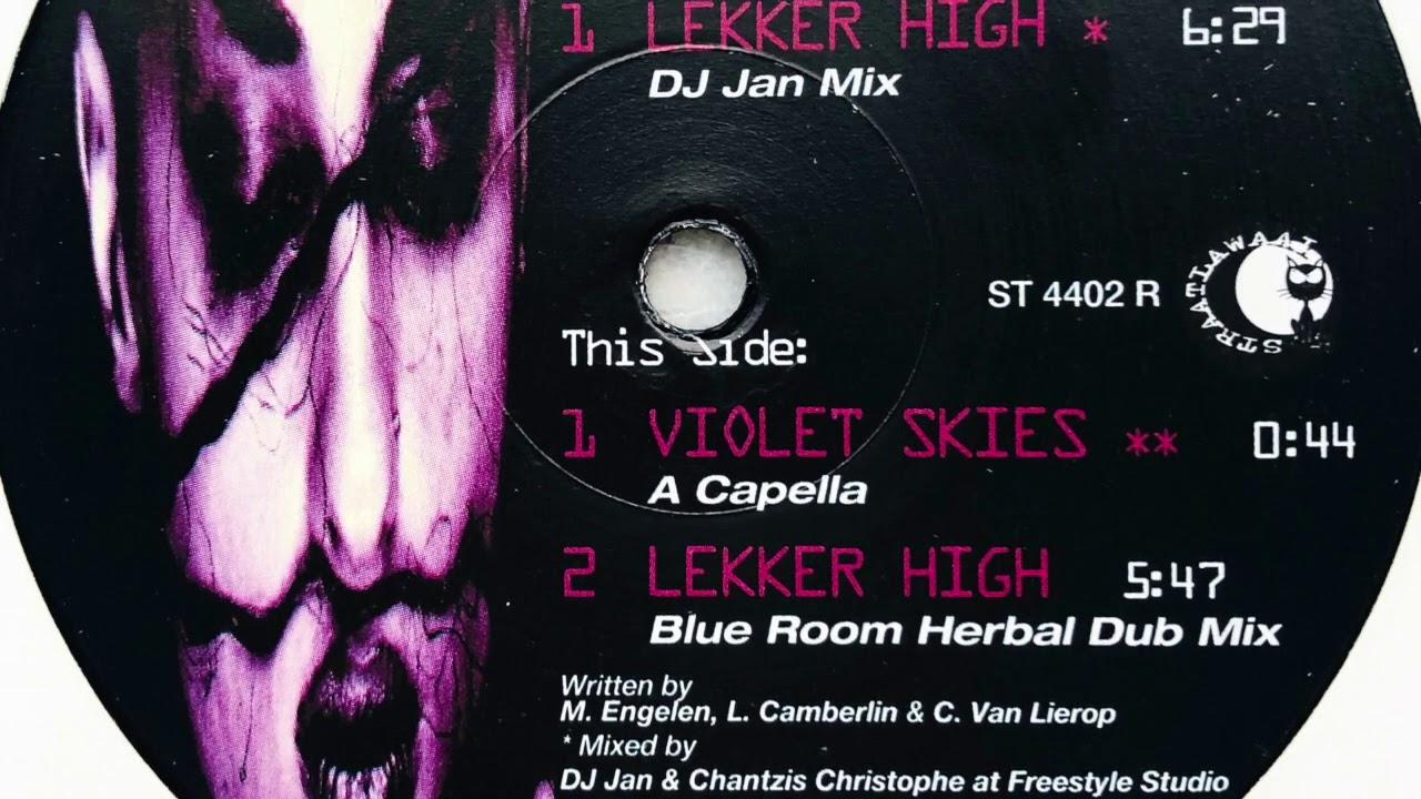 Zsa Zsa Deluxe • Lekker High (DJ Jan Remix) (1997)
