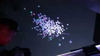 Запуск светящихся шаров. Шарики со светодиодами.(, 2015-07-10T14:17:49.000Z)