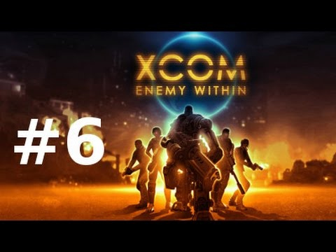 XCOM Enemy Within - Episode 6 : Terreur dans la ville