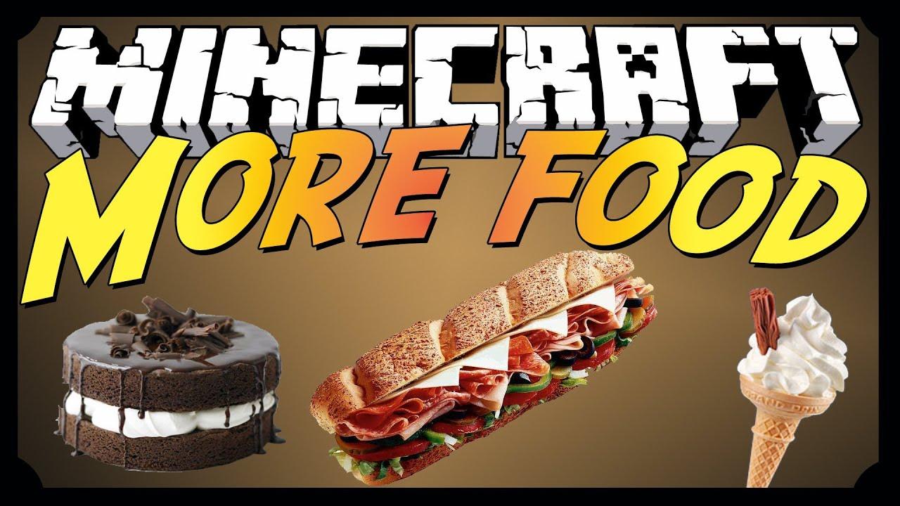 Chocolate Cake Minecraft Mod