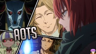 My Anime of The Season - The Ancient Magus' Bride Episode 2 Anime Review