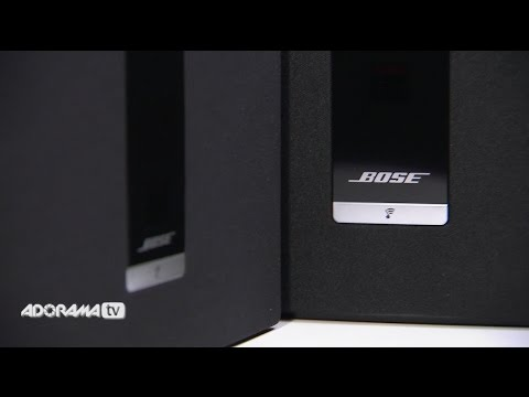 Bose SoundTouch 20 Series II & Bose Portable Wi-Fi System: Product Overview: Adorama TV
