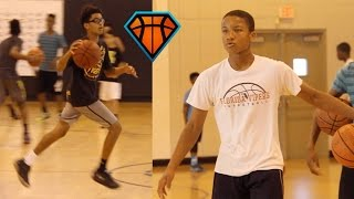 Florida Vipers Middle School Tryout Highlights | Feat. Darius Snow, Isaiah Edden & Brian Dugazon!!