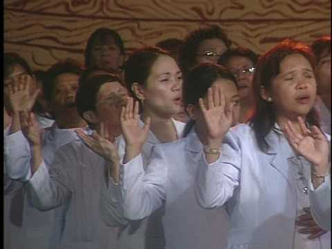 EL SHADDAI's Liturgical Ministry (Praise and Worship 2008 Part 1)