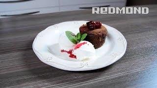 Мультиварка REDMOND M170. Рецепты для мультиварки # 30: Бисквит тающий шоколад