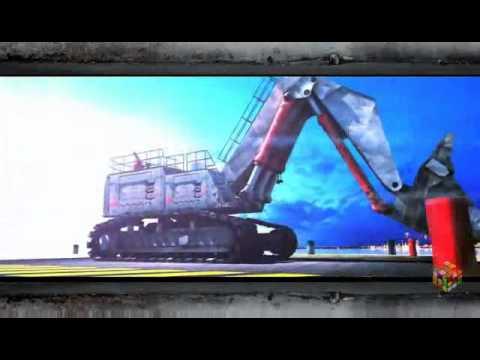 Transformers 4 (2012) Unicron Revealed HD.avi - YouTube