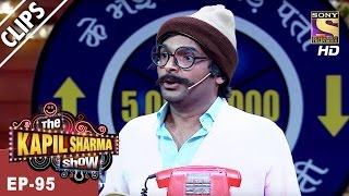 Rajesh Arora's Funny Ride with Parineeti & Ayushmann -The Kapil Sharma Show - 8th Apr, 2017