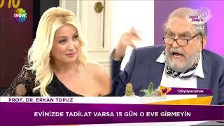 Evinizi Boyatırsanız 15 Gün eve girmeyin Prof Dr Erkan Topuz