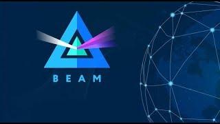 Майнинг Beam coin на Hive OS. Биржа hotbit.io