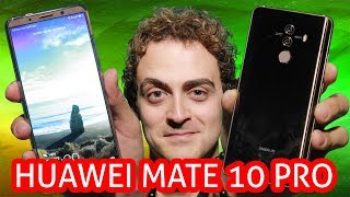 Video Huawei Mate 10 Pro İnceleme - Zekalı Telefon! download MP3, 3GP, MP4, WEBM, AVI, FLV Desember 2017