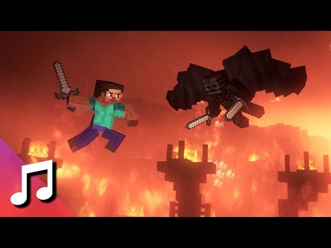 ♪ TheFatRat - Stronger (Minecraft Animation) [Music Video]
